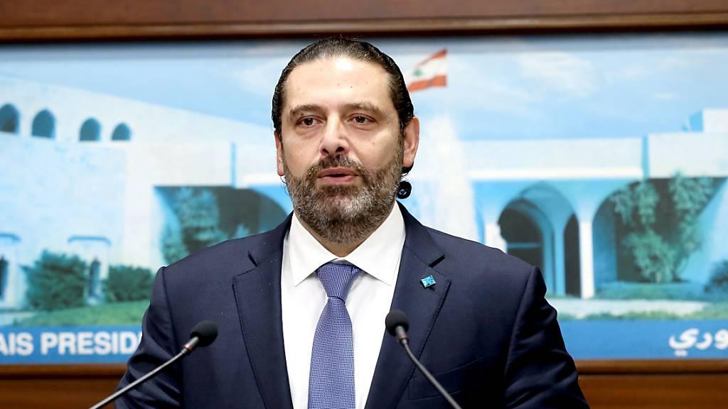 Libanons Regierung kündigt Reformen an