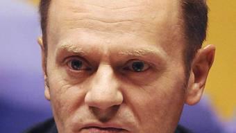 Polens Ministerpräsident Donald Tusk (Archiv)