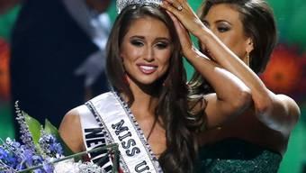 Man lernt nie aus: Miss USA Nia Sanchez (Archiv)