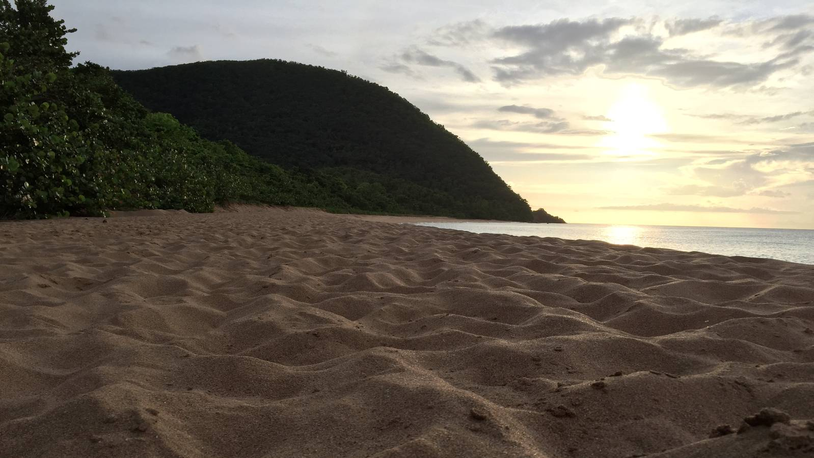Guadeloupe Strand