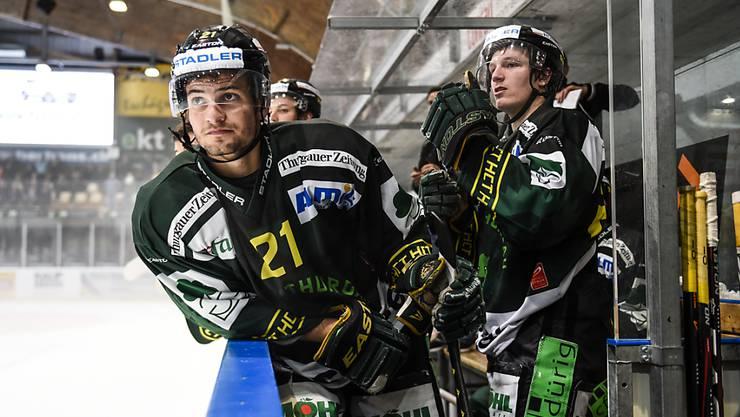 Der HC Thurgau hat den Einzug in die Playoffs noch nicht unter Dach und Fach