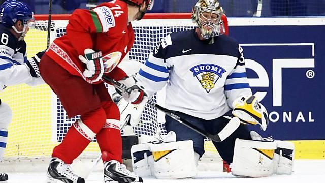 Pekka Rinne realisiert WM-Rekord