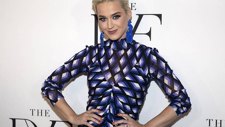 Die US-Sängerin Katy Perry hat nach Einschätzung eines Gerichts einen Song kopiert. (Archivbild)