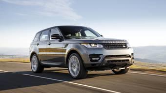 Range Rover Sport 5,0 SC