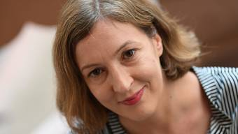 Inger-Maria Mahlke, Gewinnerin des Deutschen Buchpreises 2018, hat erst einmal Jura studiert, bevor sie sich als Autorin versucht hat. (Archivbild)