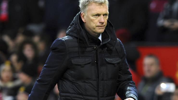 David Moyes übernimmt den Trainer-Job bei West Ham United