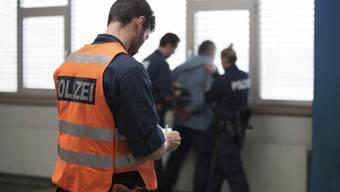 Die Kantonspolizei Solothurn konnte die mutmasslichen Trickdiebe in der Nähe der Altstadt anhalten.