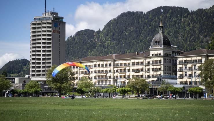 Viele Hotels sind im Mai wegen mangelnder Nachfrage geschlossen geblieben. (Symbolbild)