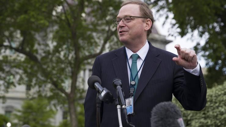Kehrt der US-Regierung den Rücken: Vorsitzender der Wirtschaftsberatung Kevin Hassett.