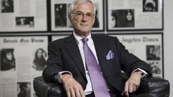 Verleger Michael Ringier verlangt eine Regulierung des Internets – «denn das Internet kreiert immer grössere Besorgnis und Probleme».