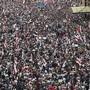 Die Massen protestieren weiter: Am Wochenende gingen Hunderttausende in Weissrussland erneut auf die Strasse.