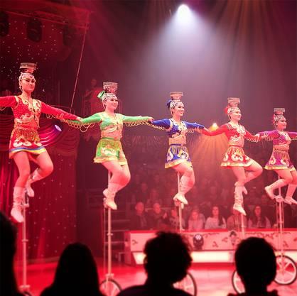 Auch auf das Weihnachtsgeschäft setzt der Circus Conelli. Seit 1992 spielt der Zirkus von Cindy und Roby Gasser zur Adventszeit in Zürich. Auch dieses Jahr. Ab dem 22. November gibt es Zirkusvorstellungen mit oder ohne Essen, daneben spezielle Fondue-chinoise-Abende sowie Gala-Diners.