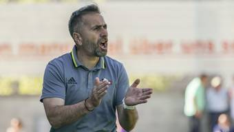 Ranko Jakovljevic, Trainer des FC Baden: «Ich denke ständig an den Fussball»