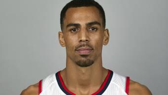 Thabo Sefolosha: Der Schweizer Basketballer spielt bei den Atlanta Hawks in der NBA.