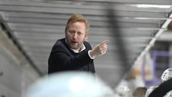 EHCO-Trainer Fredrik Söderström