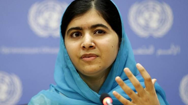 Friedensnobelpreisträgerin Malala Yousafzai hat keine Angst: Sie will weiterhin für die Rechte von Mädchen kämpfen (Archiv).