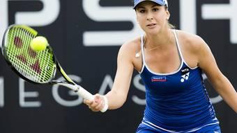 Belinda Bencic steht in Birmingham in der zweiten Runde