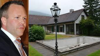 Silvio Jeker stört sich daran, dass 20'000 Franken in die Villa Marti gesteckt werden. In einer Zivilschutzanlage sei bereits alles vorhanden.