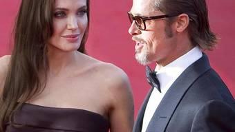 Angelina Jolie ist voll des Lobes für Papa Brad Pitt (Archiv)