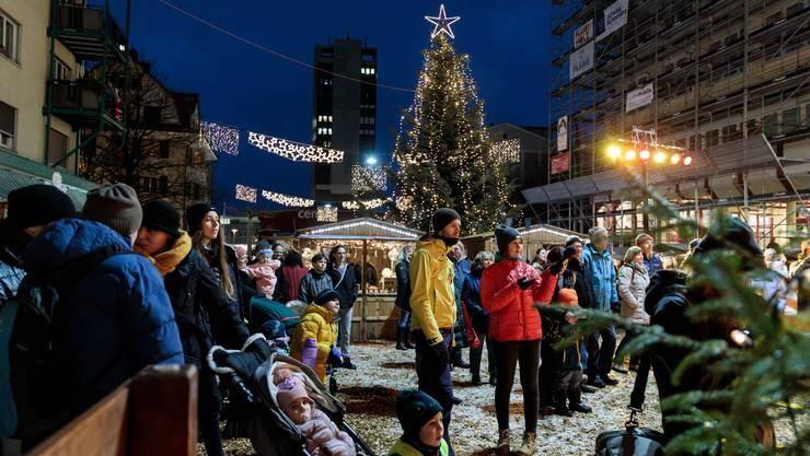 Das OK des Grenchner Weihnachtsmarkt hat sich gegen eine Durchführung in diesem Jahr entschlossen.