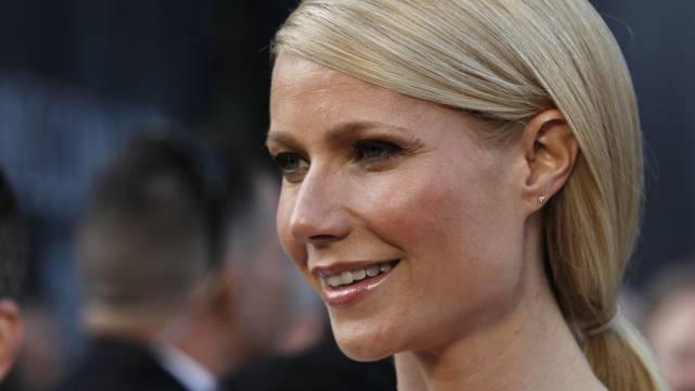 Gwyneth Paltrow bei der Oscarverleihung 2012 (Archiv)