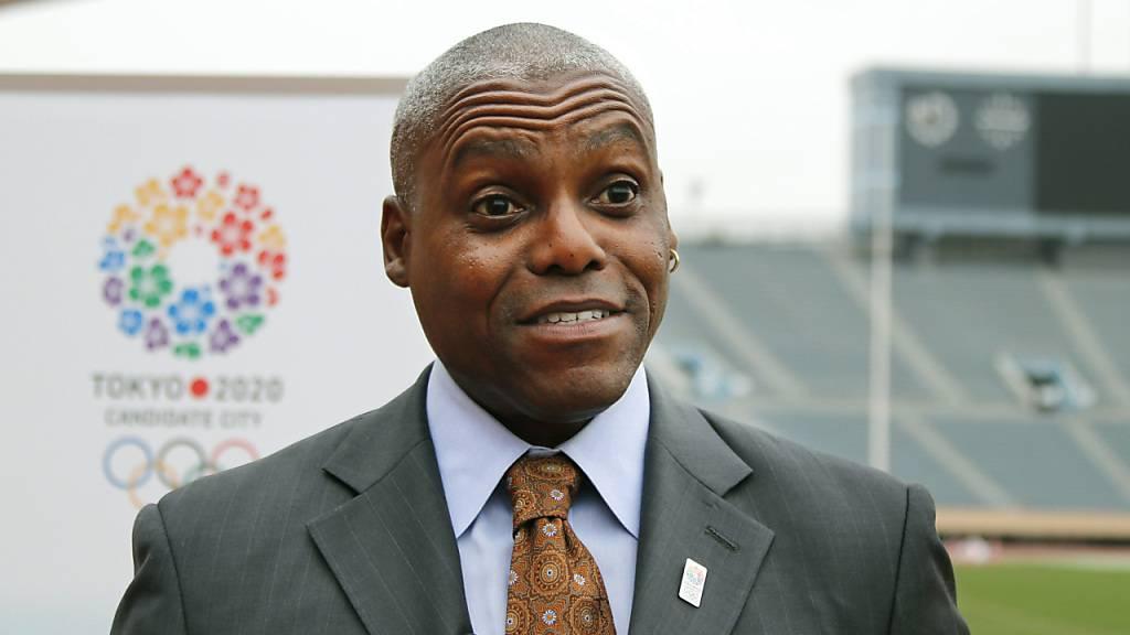 Lewis fordert eigene Leichtathletik-Liga