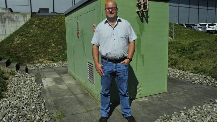 Beat Woodtli will in die aktive Politik einsteigen – als Suhrer SVP-Gemeinderat.