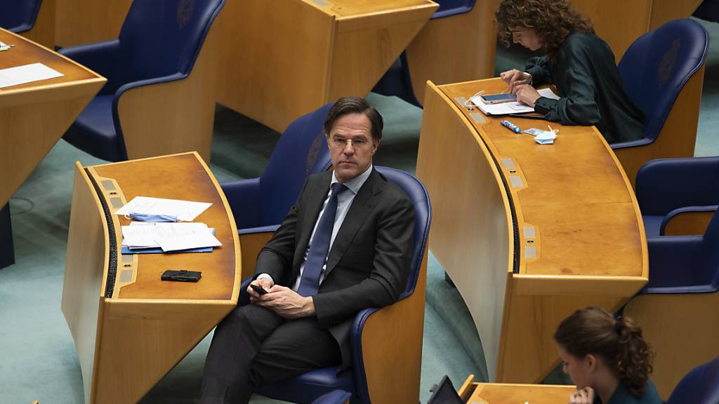 Niederländischer Premier Rutte übersteht Vertrauensabstimmung