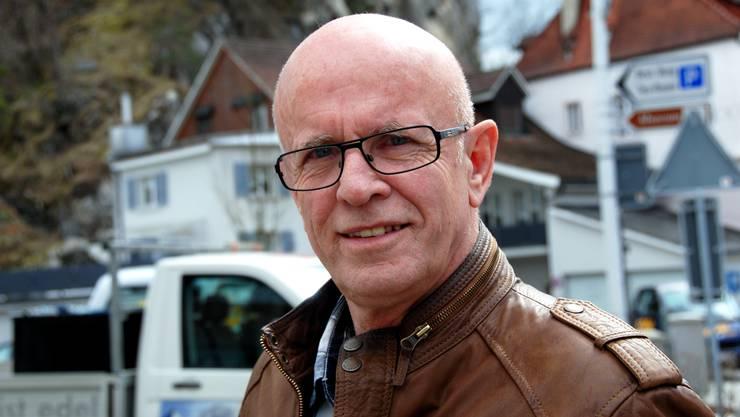 Roland Stampfli steigt als Parteiloser ins Rennen um das Gemeindepräsidium in Balsthal.