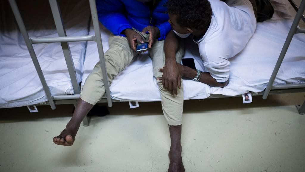 Wegen Coronakrise: 70 Prozent weniger Asylgesuche
