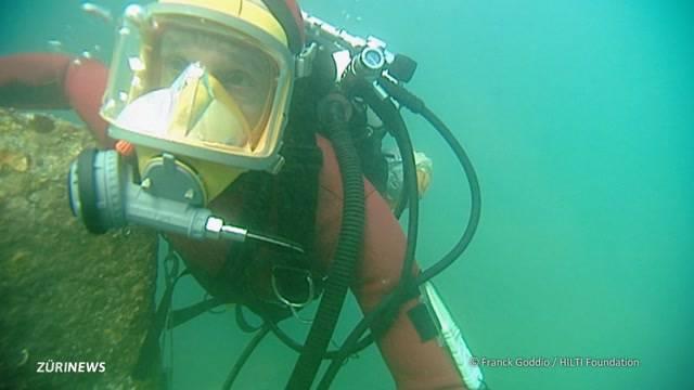 Ägyptische Unterwasserwelt in Zürich