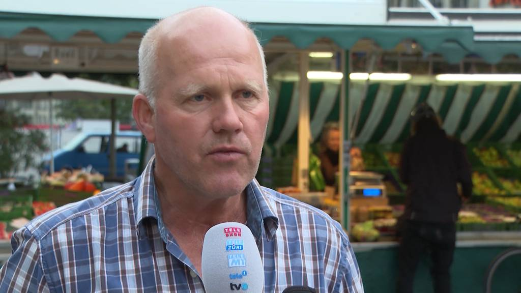 Klimaaktivisten verärgern Bundesplatz-Marktfahrer