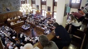 Der Kantonsrat bewilligt den Rahmenkredit mit 115 zu 51 Stimmen. (Symbolbild)