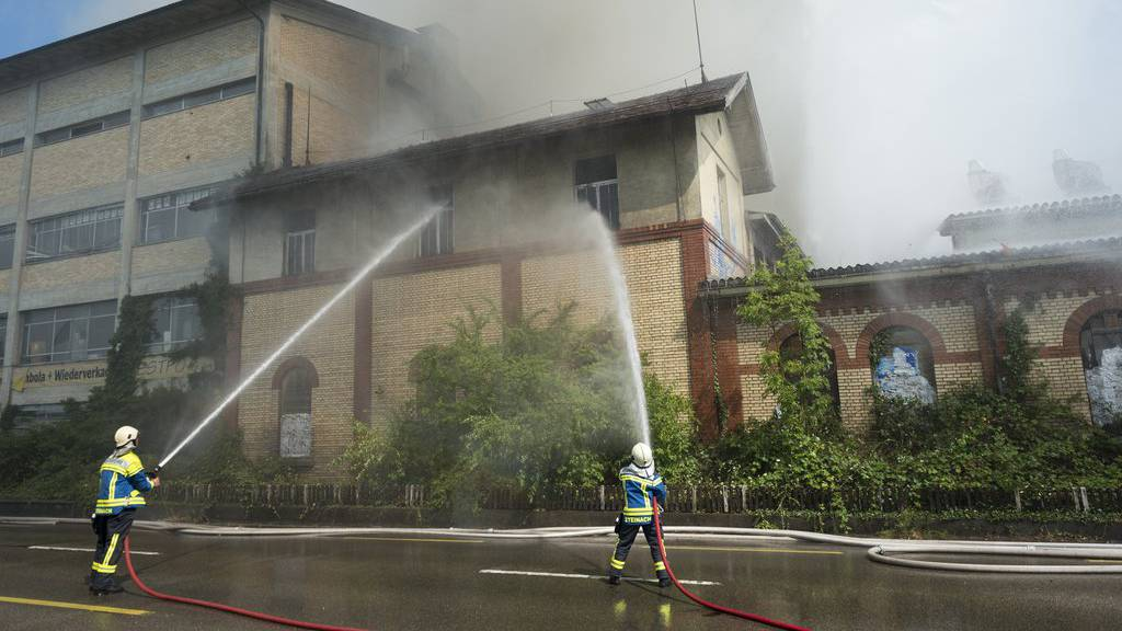 Anklage wegen Brandstiftung – Staatsanwaltschaft fordert 5 Jahre