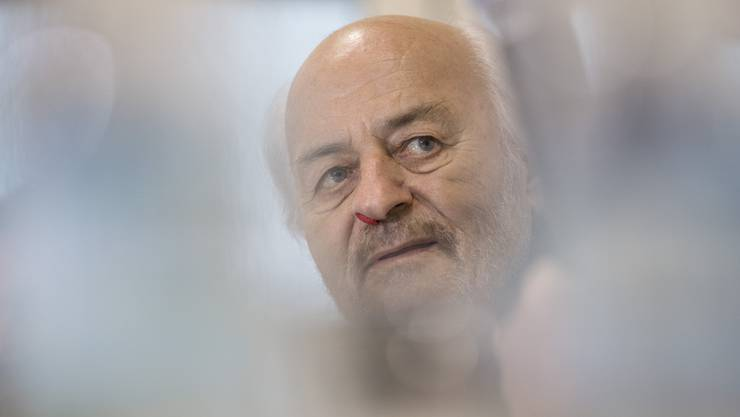 Litt an Blutkrebs: Unternehmer Andy Rihs.