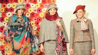 Modeschau Basel Haute Couture 2015