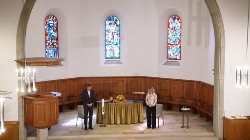 Gottesdienst aus der reformierten Kirche Möriken