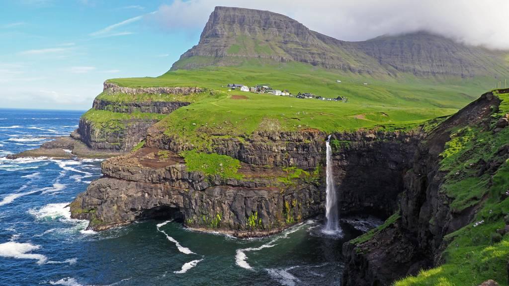 Exotisches Paradies - die Färöer Inseln