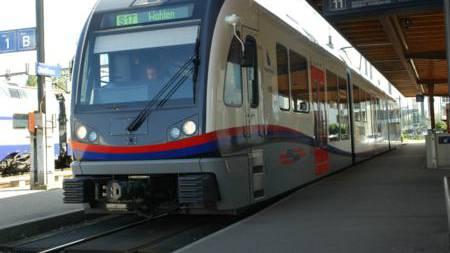 Bremgarten-Dietikon-Wohlen-Meisterschwanden-Bahn mit Sitz in Bremgarten.