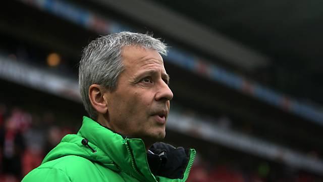 Lucien Favre formte Mönchengladbach zu einem Spitzenteam