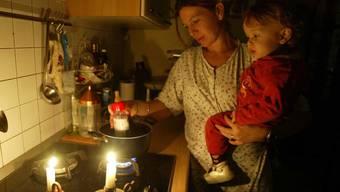 Grosse Teile von Männedorf ZH waren am frühen Samstagabend ohne Strom. (Symbolbild)