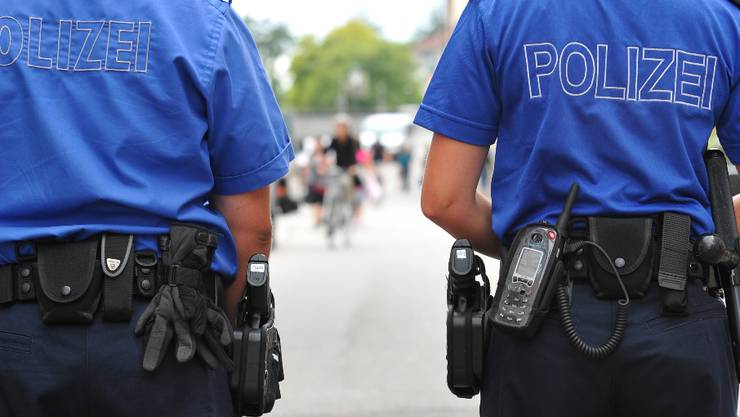 Polizist wird von der Justiz in Schutz genommen.
