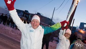 """Eddie """"The Eagle"""" Edwards an den Olympischen Spielen 2010"""