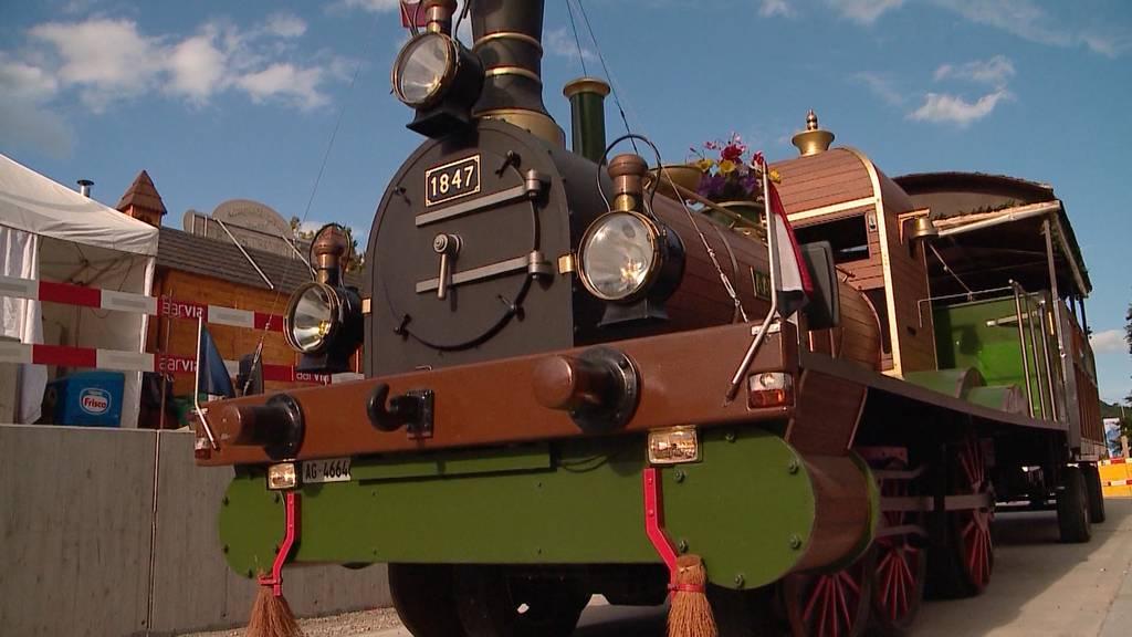 "Spanische ""Brötli""-Bahn ist gerettet"