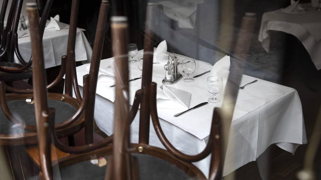 Gastronomen zu Massnahmen: «Es wird Beizensterben geben»