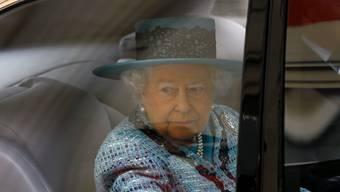 Die Queen entlöhnt ihren Fahrer nicht gerade fürstlich (Archiv)