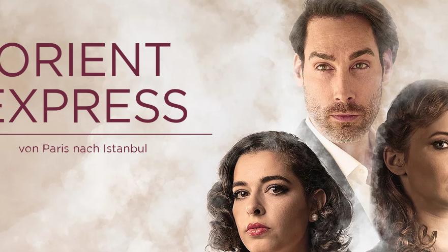 Orient Express - ein Krimi-Musical