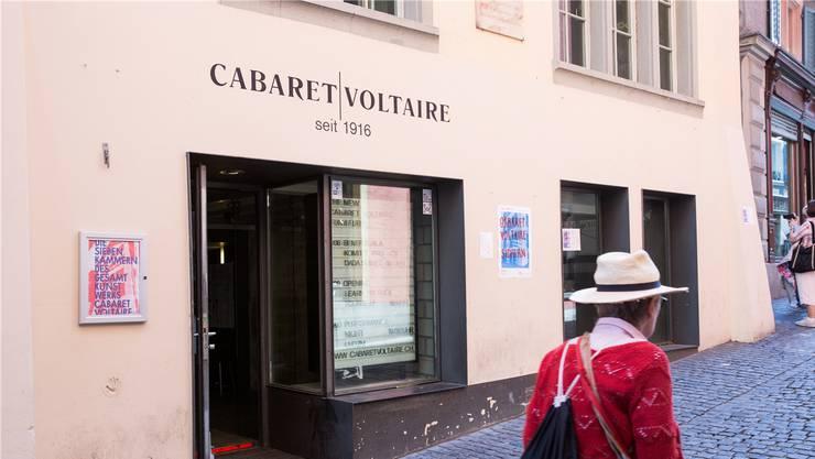 Wegen des erwarteten Lärms wird das Cabaret Voltaire wohl kein Boulevardcafé erhalten.