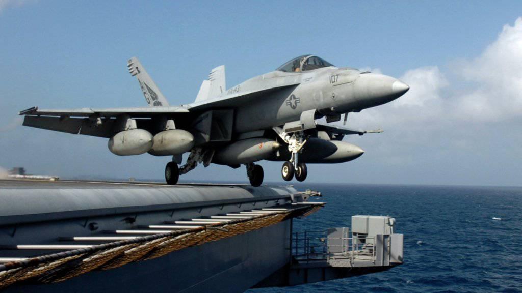 14 Zivilisten durch US-Luftangriffe getötet