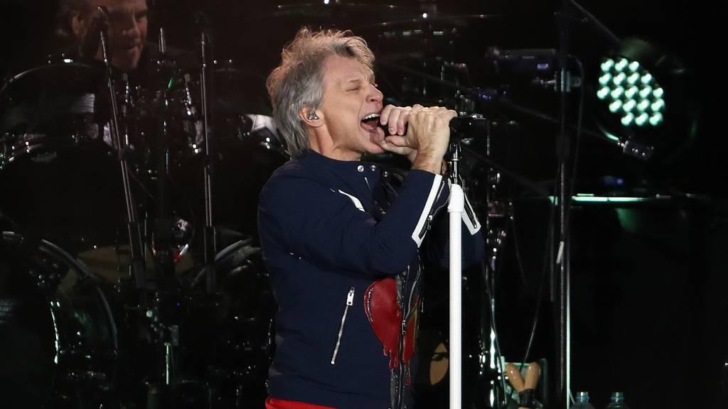 Bon Jovi live in Zürich